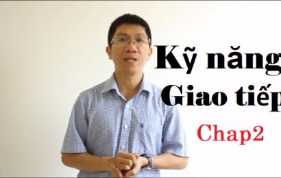 KỸ NĂNG GIAO TIẾP VỚI BỆNH NHÂN – PART 2