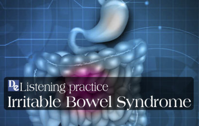 Listening Practice – Irritable Bowel Syndrome