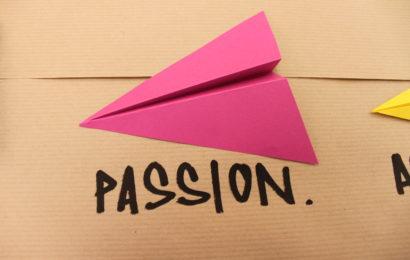 Passion | Bạn Đọc Viết