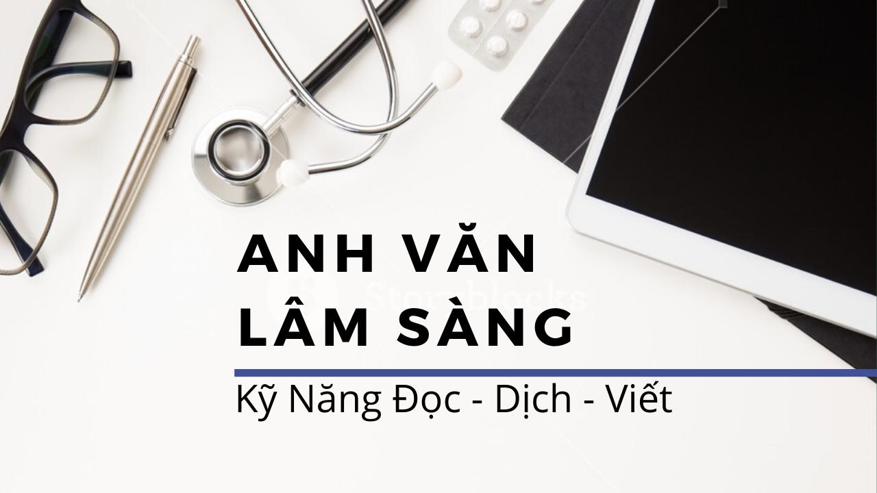 Anh Văn Lâm Sàng