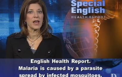 Luyện nghe bản tin tiếng Anh y khoa VOA 15