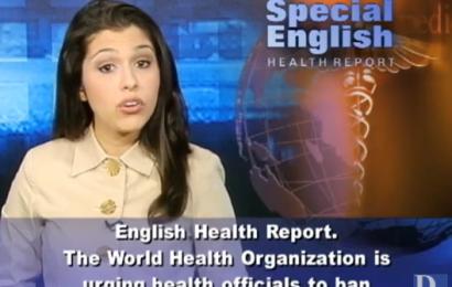 Luyện nghe bản tin tiếng Anh y khoa VOA 28