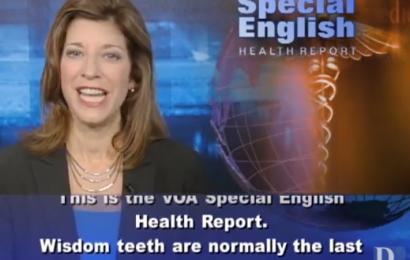Luyện nghe bản tin tiếng Anh y khoa VOA 29