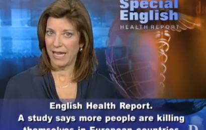 Luyện nghe bản tin tiếng Anh y khoa VOA 33