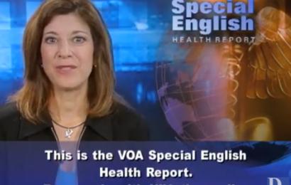 Luyện nghe bản tin tiếng Anh y khoa VOA 41