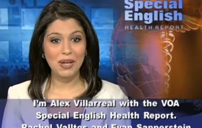 Luyện nghe bản tin tiếng Anh y khoa VOA 73