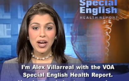 Luyện nghe bản tin tiếng Anh y khoa VOA 76