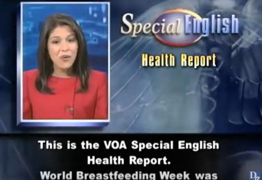 Luyện nghe bản tin tiếng Anh y khoa VOA 82
