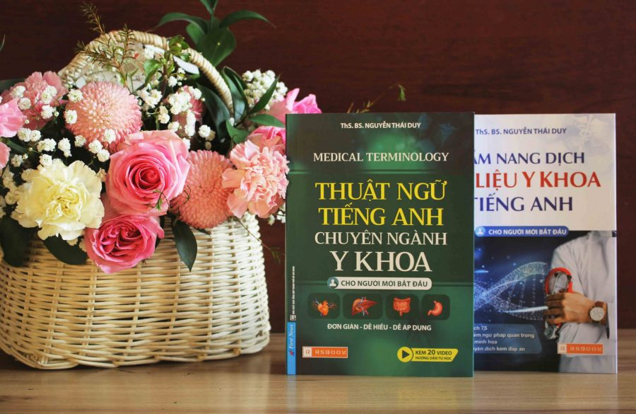 Bộ sách tiếng anh chuyên ngành y khoa thạc sĩ nguyễn thái duy
