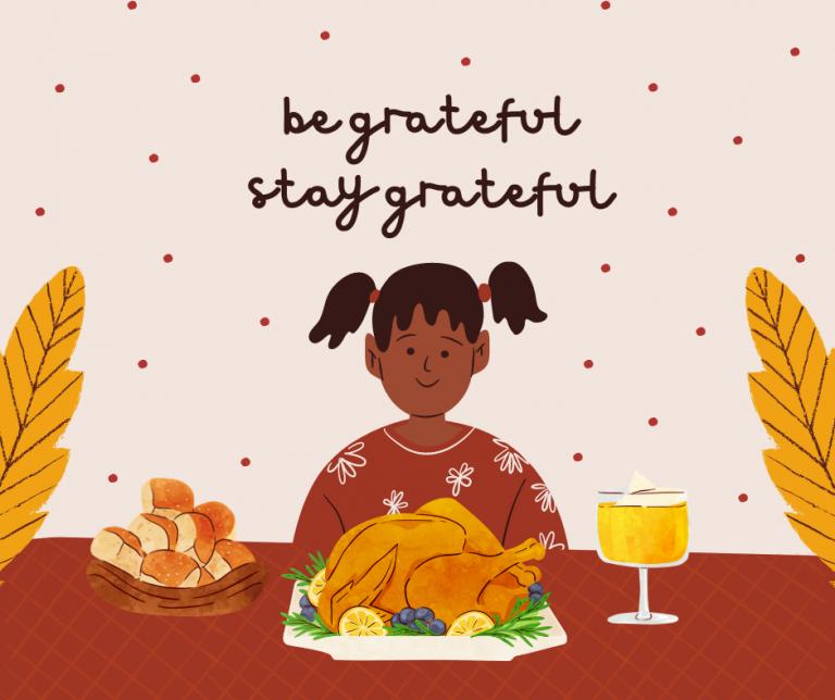 31. Lòng biết ơn mỗi ngày
